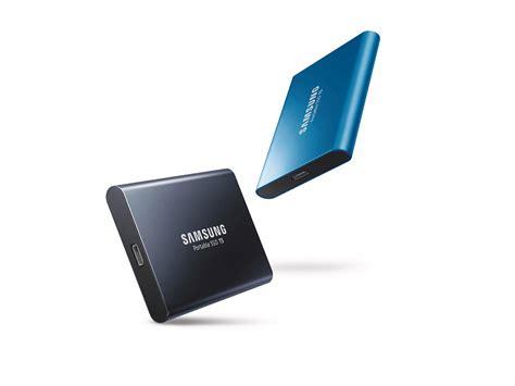 Samsung Ssd Portable T5 New 250 Gb samsung stellt portable ssd t5 vor zdnet de
