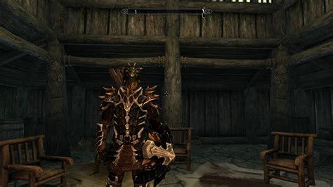 skyrim dragon armor retexture dragonscale armor retexture at skyrim nexus mods and