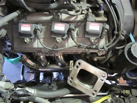 Toyota Tacoma Turbo Kit Turbo Kit Manifold Downpipe For Toyota 95 04 Tacoma 5vzfe