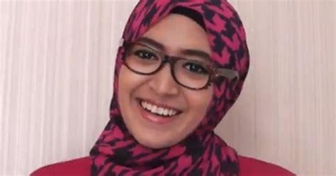 tutorial jilbab berkacamata cara memakai jilbab yang praktis untuk yang berkacamata