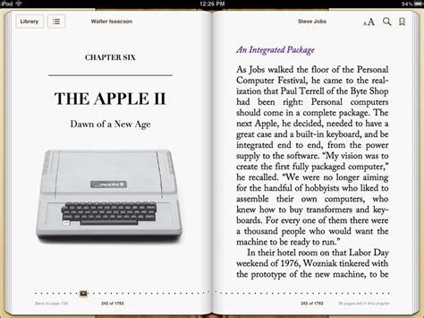 format ebook iphone ibooks a user s guide