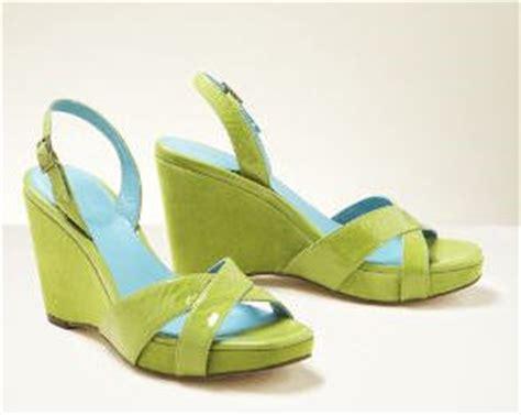 wedding day shoes lime apple green wedges weddingbee