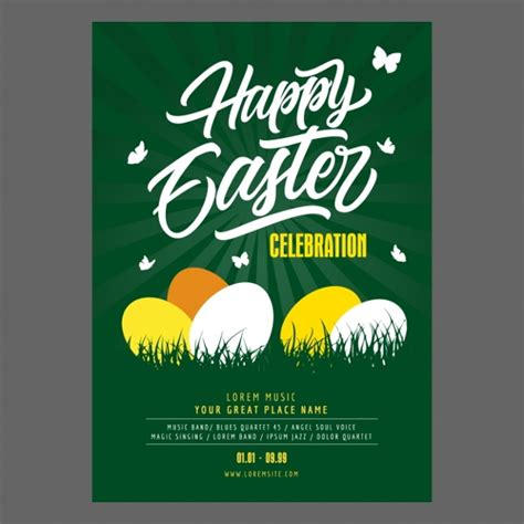 templates for easter posters 10 easter poster templates free premium templates