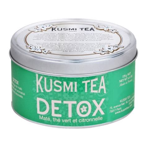 Detox Lemongrass Green Tea by I My Detox 187 Pharmacie De Verbier
