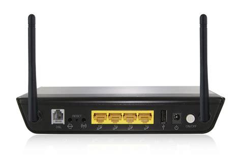 Router Pc Netcomm Nb604n Adsl2 Wireless N300 4 Port Modem Router