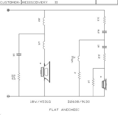 resistor in series with tweeter resistor in series with tweeter 28 images b741 scan speak kit crossover only each dairy