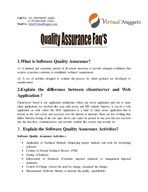 analog layout interview questions pdf quality assurance interview questions and answers