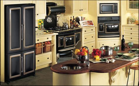 matelic image retro kitchen appliances