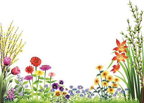 flower border illustrations royalty  vector graphics