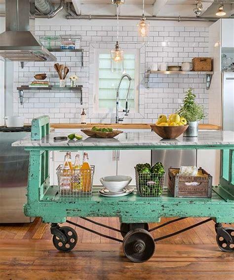 upcycled kitchen ideas 20 insanely gorgeous upcycled kitchen island ideas