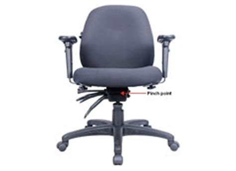 Office Chairs Consumer Reports Recall 34 000 Office Depot Desk Chairs Pinch Hazard