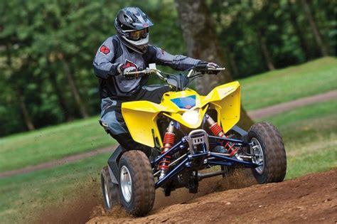 2013 suzuki quadsport z400 review top speed