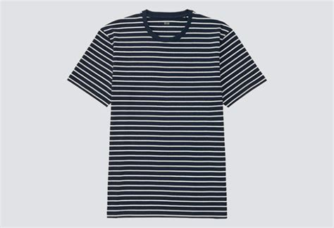 Tshirt Pablo Ione the best striped shirts for guys cool material