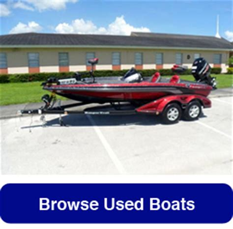 selling my boat on consignment home toho marine and outdoors 407 892 3200 new boat