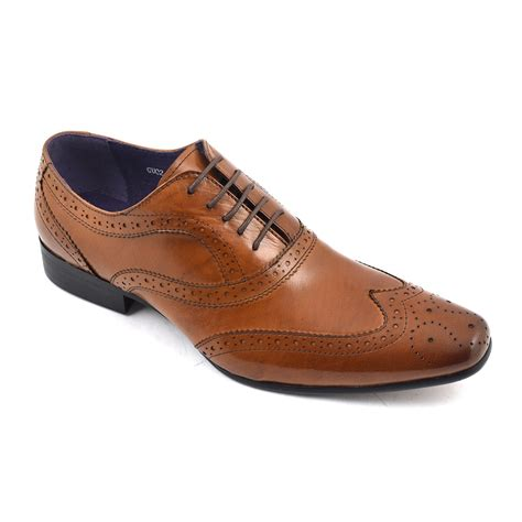 oxford brown shoes buy brown oxford brogue mens shoes at gucinari