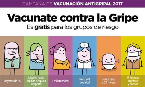 conoce los gruposderiesgo que deben vacunarse contra vacunaci 243 n antigripal salud