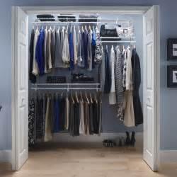 Closetmaid shelftrack 4 6 ft closet organizer kit wire closet organizers at hayneedle