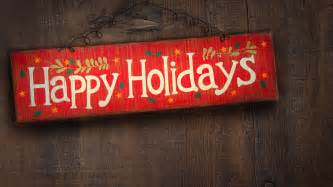 2560x1440 happy holidays sign desktop pc and mac wallpaper
