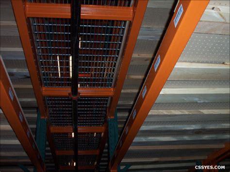 Rack Sprinklers by Records Storage High Density