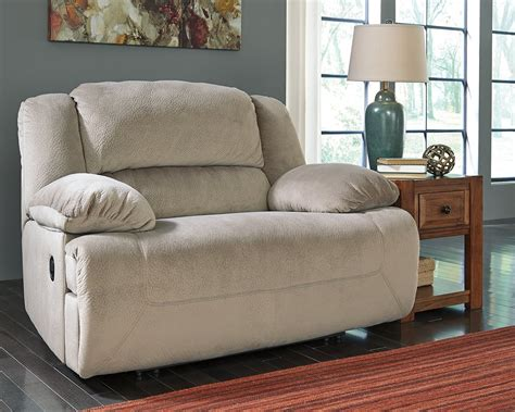furniture double rocker recliner  stylish  casual