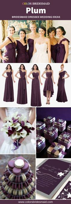 Bridesmaid Dresses To Fit All Sizes - best 25 plum bridesmaid dresses ideas on