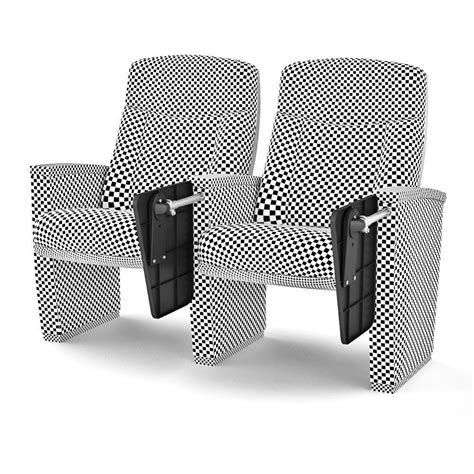 cinema armchair armchair cinema 3d model max cgtrader com