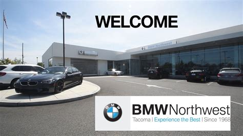 northwest bmw service bmw northwest dealership tour tacoma wa