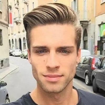 20 best hairstyles for men with fine and thin hair | atoz