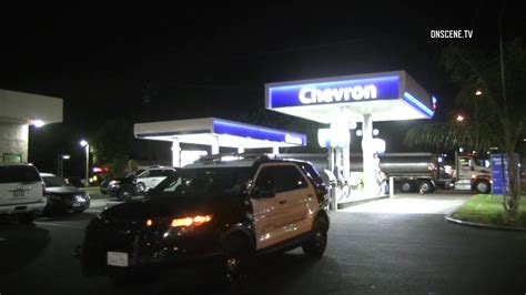 Garden Grove Gas Station Suspect Sought In Garden Grove Gas Station Armed Robbery