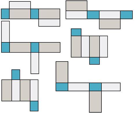 membuat notasi balok jaring jaring balok 6 fisika dan matematika