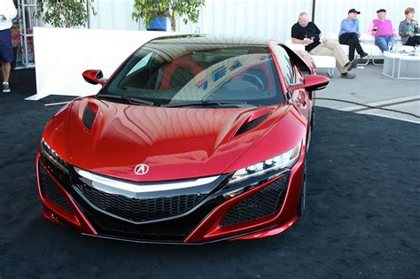 2016 acura nsx picture 643653 car review top speed