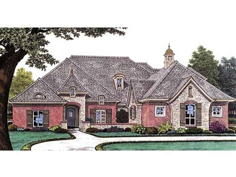 eplans country house plan three bedroom country 1100 eplans french country house plan three bedroom french