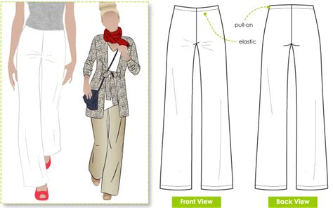 plazo pant cutting pattern review stylearc sailor sue palazzo pant