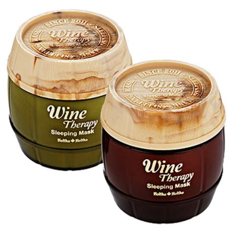 Wine Mask wine therapy sleeping mask 120ml