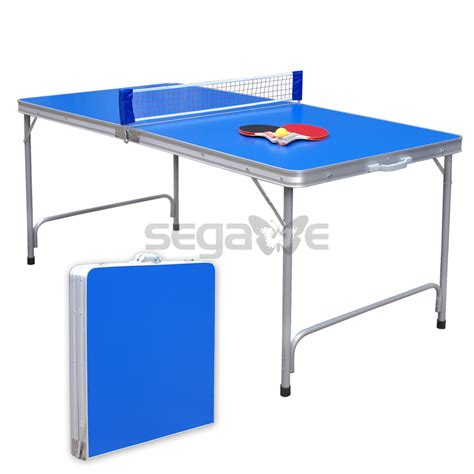 folding ping pong table adults and children s mini folding table tennis