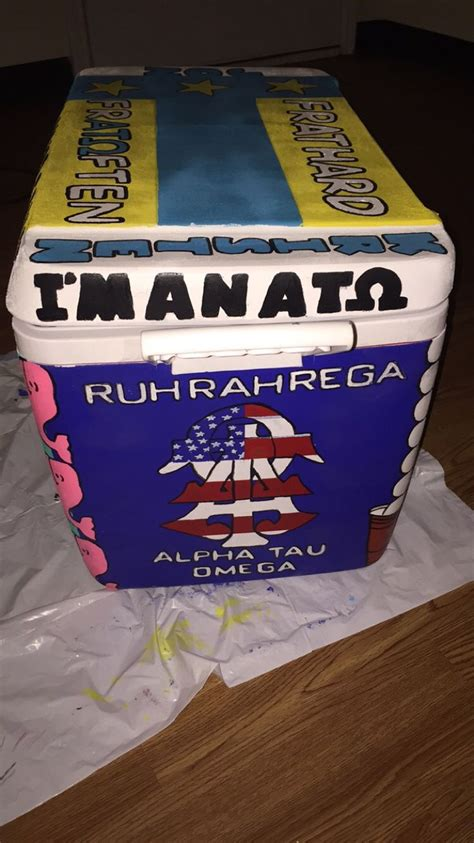 1000 Images About Cooler Ideas 1000 Ideas About Painted Chest On Pi