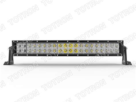 Totron Led Light Bar Sinister Fabrication Totron 20 Dual Row Led Light Bar