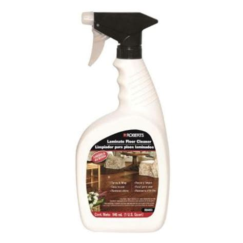 32 oz laminate and wood floor cleaner spray
