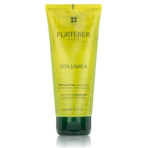 rene furterer hair products rene furterer volumea