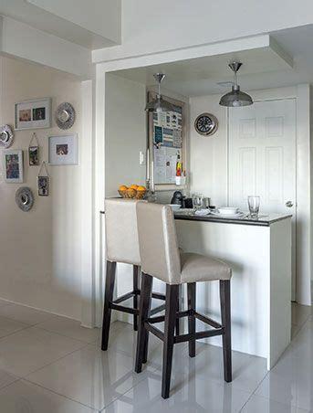 katrin  rauls sqm condo  small space solutions  sanctuary condo kitchen table