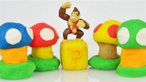 Egg Mario Bros mario bros egg toys play doh eggs