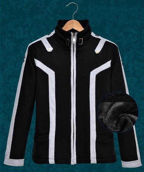 Jaket Sweater Gun Gale Ggo Sword Sao Hoodi get cheap kirito jacket aliexpress alibaba