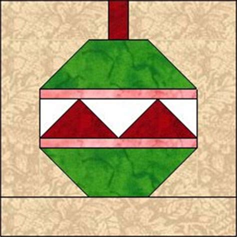 Paper Pieced Ornament Patterns - quiltville s quips snips free paper pieced ornament