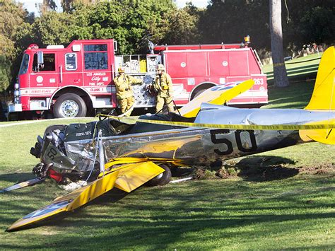 harrison ford plane crash harrison ford plane crash was caused by engine part