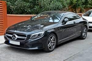 2015 mercedes s class coupe completely