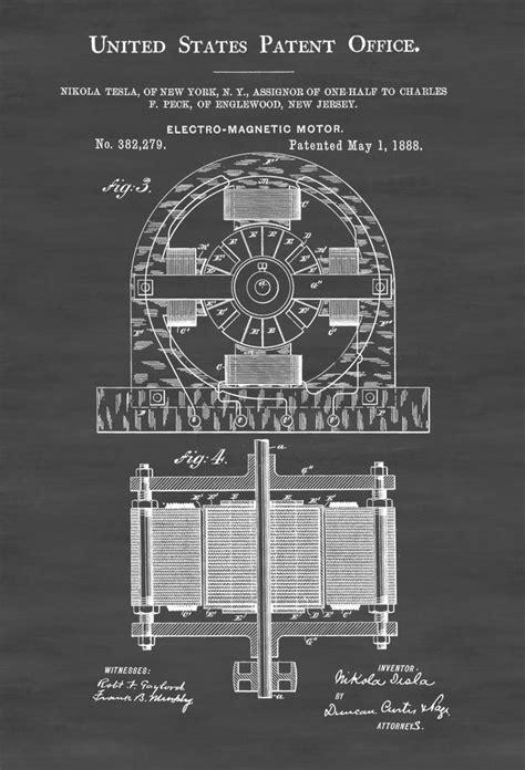 Tesla Ac Motor Tesla Electric Motor Diagram Inc Tesla Auto Parts