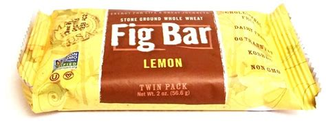 Fig Bar Lemon Sachet nature s bakery fig bar lemon recenzja wartości