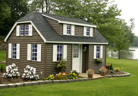 saltbox storage shed plans for the unique look shed