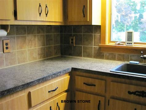 kitchen tops bathroom and kitchen countertop refinishing kits