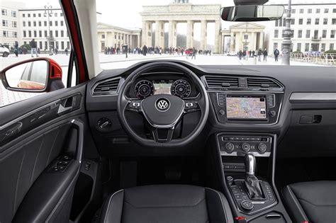 volkswagen tiguan 2016 interior 2017 volkswagen tiguan australian specs confirmed 162tsi